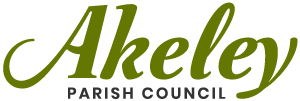 Akeley Parish Council logo