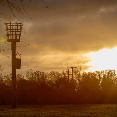 Akeley Beacon Sunset