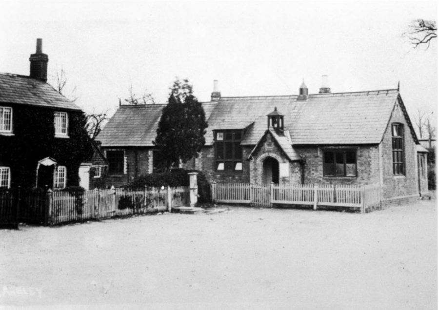 History Akeley The Village Square